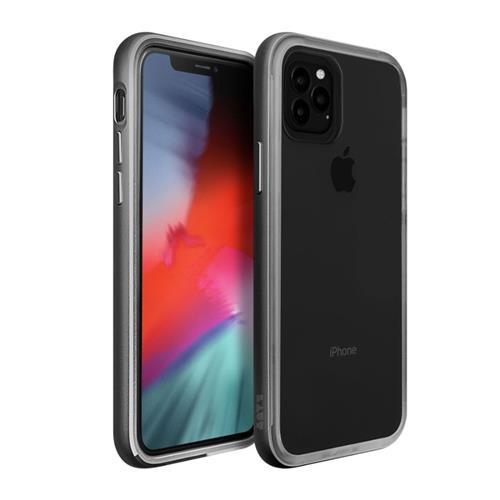 LAUT Exoframe – Case for iPhone 11 Pro Max, Black LAUT-IP19L-EX-BK