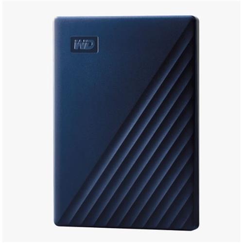 Ext. HDD 2.5'' WD My Passport for MAC 2TB USB 3.0 WDBA2D0020BBL-WESN
