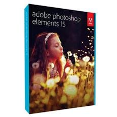Adobe Photoshop Elements 15 WIN CZ FULL
