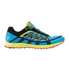 SALMING Trail T1 Shoe Men Cyan Blue 7 UK