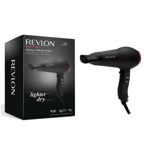 REVLON PERFECT HEAT RVDR5823 Sušič na vlasy s ionizátorom 520015