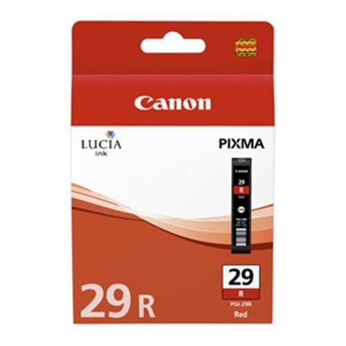 Kazeta CANON PGI-29R red PIXMA Pro 1 4878B001