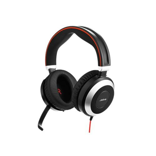 Headset Jabra Evolve 80, duo, USB/Jack 7899-829-209