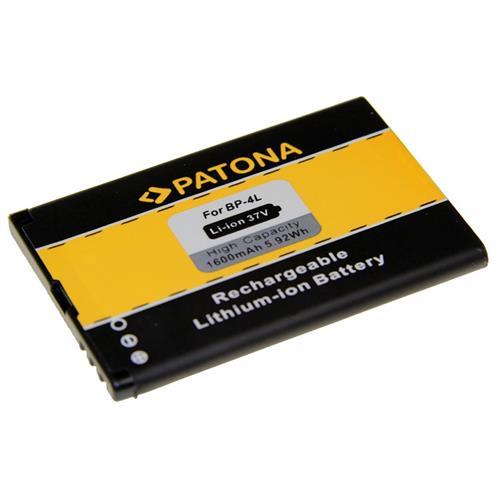 PATONA batéria pre mobilný telefón Nokia BP-4L 1600mAh 3,7V Li-Ion PT3047