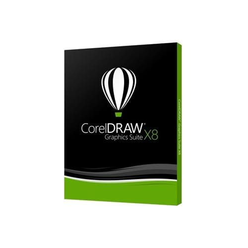 CorelDRAW Graphics Suite X8 Upgrade CZ/PL