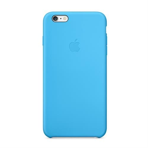 Apple iPhone 6 Plus Silicone Case - Blue