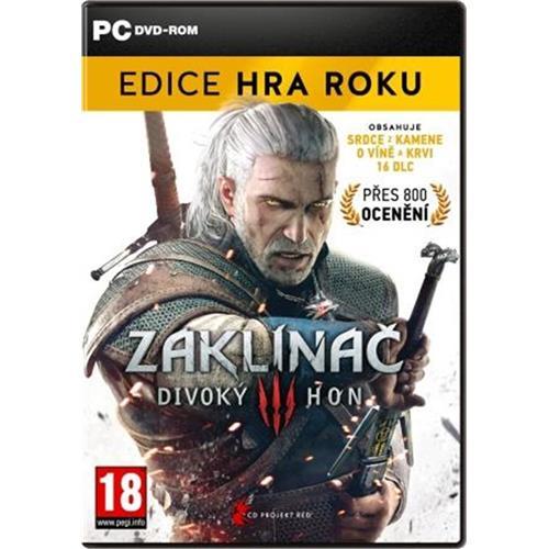 PC - Zaklínač 3: Divoký hon - Edice hra roku 8595071033863