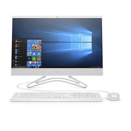 HP 24-f0011nc FHD AiO NT i3-8130U/8GB/1TB/DVD/2Rservis/W10 4KD68EA#BCM