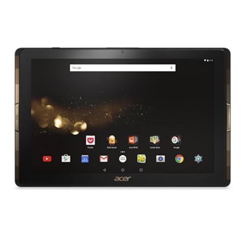 Acer Iconia Tab 10 - 10''/MT8176/64GB/4G/IPS FHD/Android 7.0 čierny