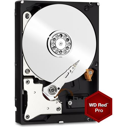 WD RED Pro NAS WD4003FFBX 4TB SATAIII/600 128MB cache