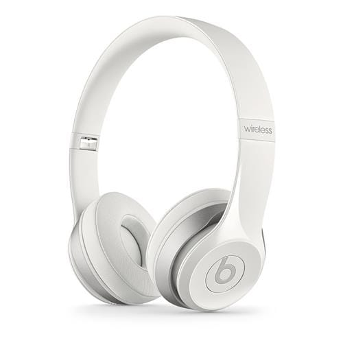 Apple Beats Solo2 Wireless Headphones - White