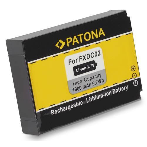 PATONA batéria pre foto Drift CFXDC02 1800mAh 3,7V Li-Ion PT1162