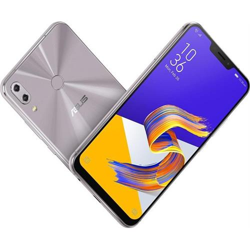 "ASUS ZenFone 5Z ZS620KL 6,2"" FHD+ OctaCore (2,80GHz) 6GB 64GB Cam8/12+8Mp 3300mAh DualSIM LTE NFC Android8.0 strieborný ZS620KL-2H023EU"