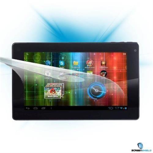 ScreenShield ochranná fólia na displej pre PRESTIGIO Multipad PMP3370B, priehľadná PRE-PMP3370B-D
