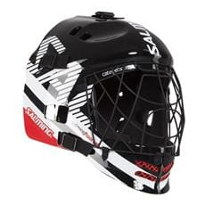 SALMING Core Helmet Black/Red