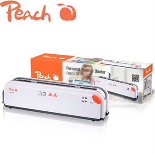 PEACH Viazač Thermal Binder PB200-70 510697