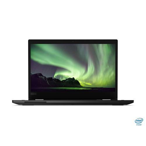 "Lenovo TP L13 YOGA i7-10510U 4.8GHz 13.3"" FHD IPS TOUCH lesklý UMA 16GB 1TB SSD FPR W10Pro čierny 1y CI 20R5000JXS"