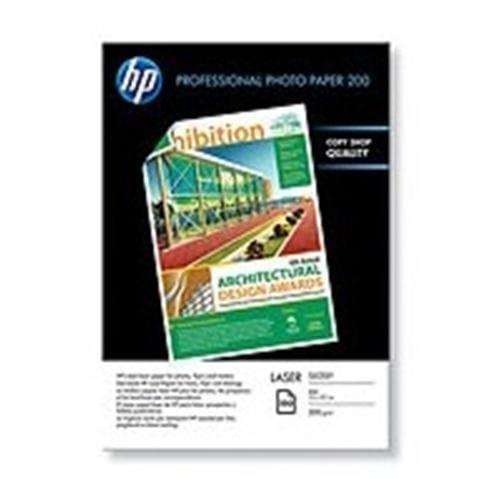 Papier HP CG966A Lesklý fotografický papier pre laserové tlačiarne HP 200 g/m2 – 100 listov/A4
