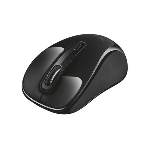 myš TRUST Xani Optical Bluetooth Mouse - Black 21192