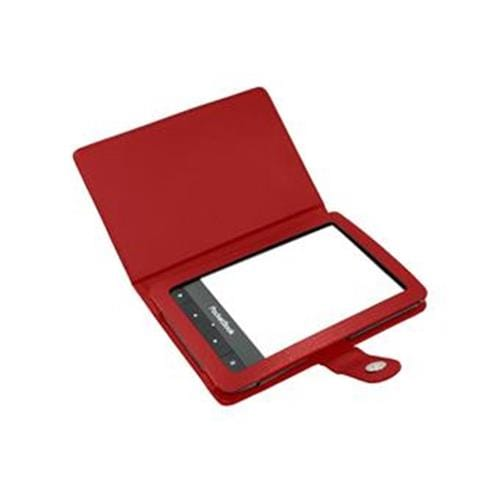 Puzdro C-TECH Pocketbook 622/623/624/626, červené PBC-01R