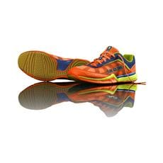 SALMING Viper 3 Junior Shocking Orange 4,5 UK, 37 1/3 EUR