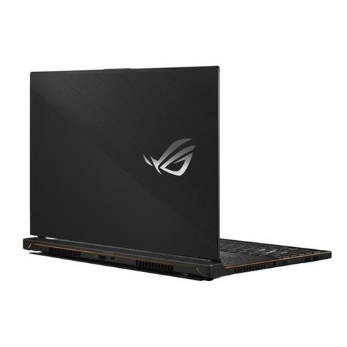 "ASUS ROG ZEPHYRUS S GX531GXR-AZ065T Intel i7-9750H 15.6"" FHD matný 240Hz RTX2080/8G 16GB 1TB SSD WL BT Cam W10 US kláves"
