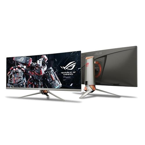 "Monitor ASUS ROG SWIFT PG348Q 34"" 3440x1440 1000:1 5ms 300cd HDMI, DP, Repro čierny 90LM02A0-B01370"
