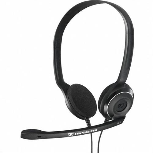 Headset SENNHEISER PC 8 USB čierny