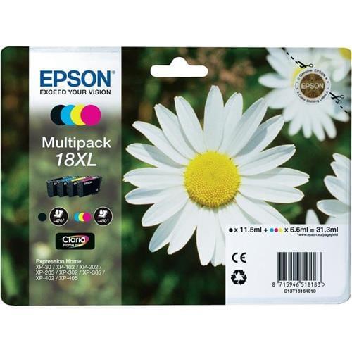 Kazeta EPSON XP-305 multipack CMYK XL C13T18164010