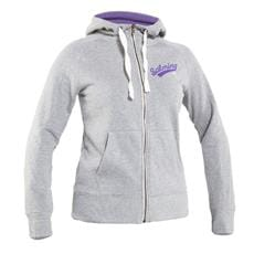 SALMING Core Hood JR Women Grey 140