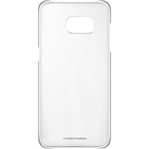 Samsung Clear Cover pre S7 Edge (G935) Silver EF-QG935CSEGWW
