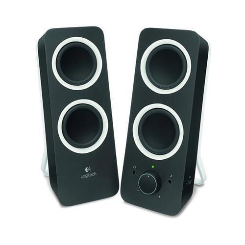 Reproduktory Logitech Z200 Multimedia Speaker 2.0, 6W, čierne 980-000810
