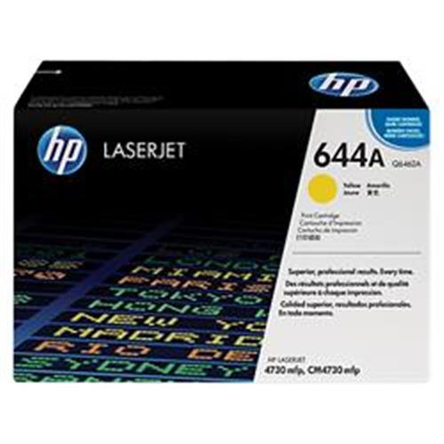 Toner HP Q6462A CLJ4730mfp Yellow, 12,000 strán
