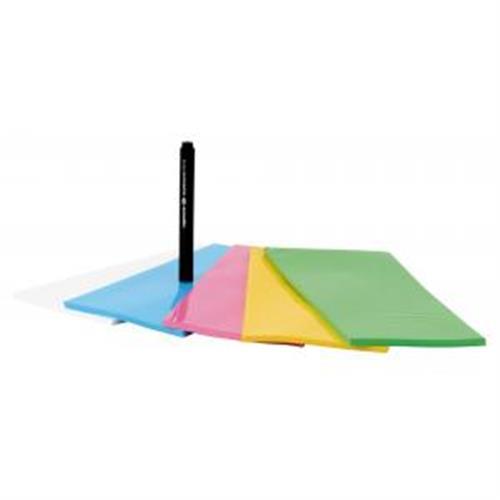 Magic-Chart Notes 10x20 cm, mix 5 farieb LM159499