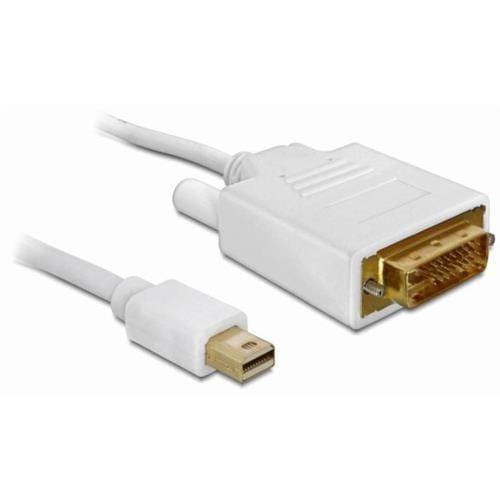Delock kábel DisplayPort mini (samec) na DVI 24 (samec), 2 metre 82918