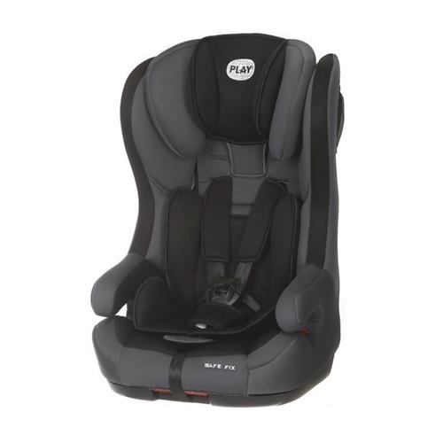 Play - Autosedačka Safe Fix 9-36 kg (2017) - Grey/Black 30523-305