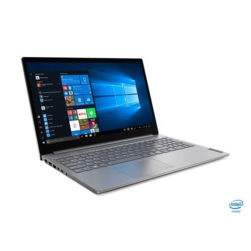 "Lenovo ThinkBook 15 i3-1005G1 15.6"" FHD matný UMA 8GB 512GB SSD W10 šedý 1y CI 20SM007QCK"