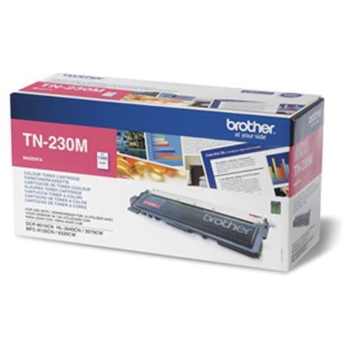 Toner BROTHER TN-230 Magenta HL-3040CN/3070CW, MFC-9120CN/9320CW TN230M