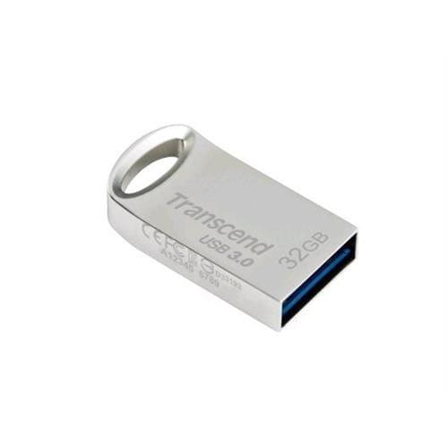 USB kľúč 64GB Transcend JetFlash 710S, strieborný, USB 3.0 TS64GJF710S