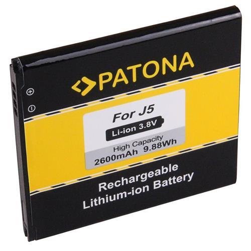 PATONA batéria pre mobilný telefón Samsung Galaxy J5 (2015) 2600mAh 3,8V Li-Pol PT3158