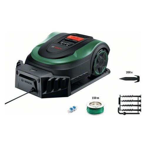 BOSCH Robotická kosačka Indego S+ 500 06008B0302