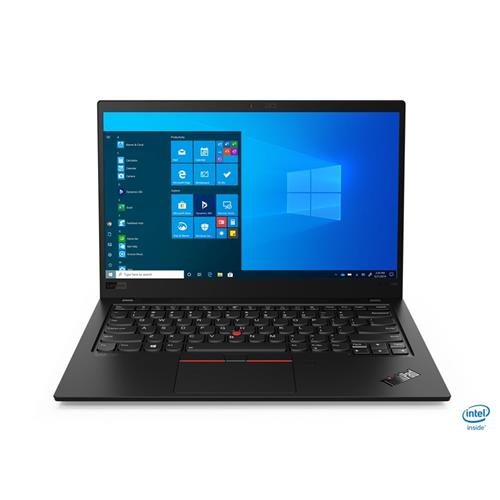 "Lenovo TP X1 Carbon 8 i7-10510U 4.8GHz 14.0"" UHD 500NT IPS lesklý UMA 16GB 1TB SSD 4G/LTE FPR W10Pro čierny Woven 3y OS 20U9004HCK"