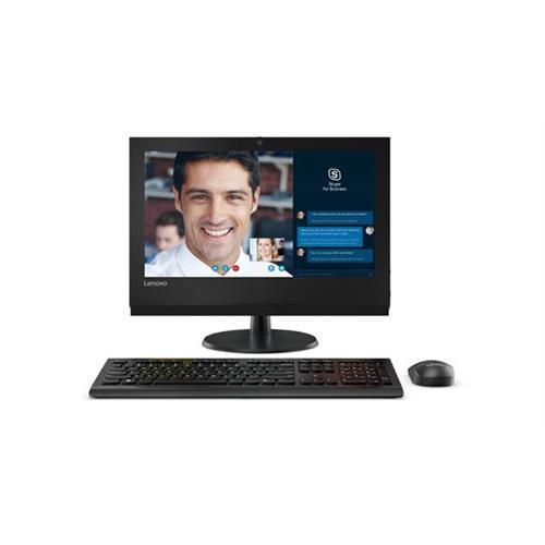 """AIO PC Lenovo TC V310z i3-7100 3.9GHz 19.5"""" HD matný UMA 4GB 1TB DVD W10Pro čierny 1yCI 10QGA000XS"""