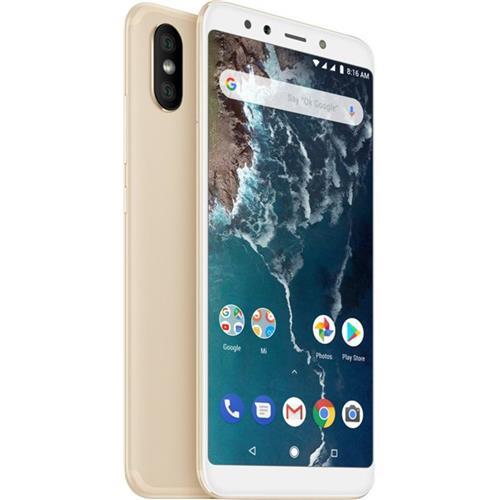 Xiaomi Mi A2 (4GB/64GB), Gold 6941059609797