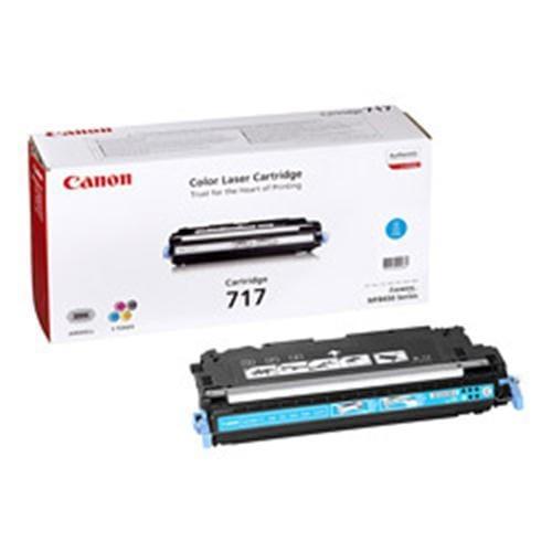 Toner CANON CRG-717 azúrový 2577B002AA