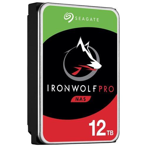 HDD 12TB Seagate IronWolf Pro 256MB SATAIII NAS 5R ST12000NE0008