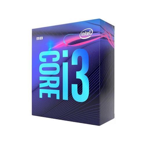 CPU Intel Core i3-9100 BOX (3.6GHz, LGA1151, VGA) BX80684I39100