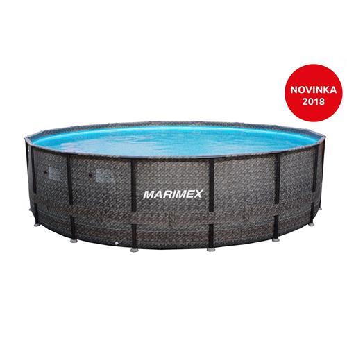 Bazén Marimex Florida Premium 4,88 x 1,22 RATAN bez příslušenství 10340214