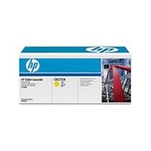 Toner HP CE272A Žltý pre Color LaserJet CP5525