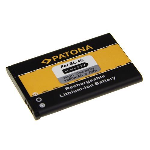 PATONA batéria pre mobilný telefón Nokia BL-4C 1000mAh 3,7V Li-Ion PT3031